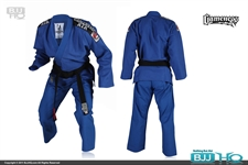 Today on BJJHQ Gameness Air - Blue - $85
